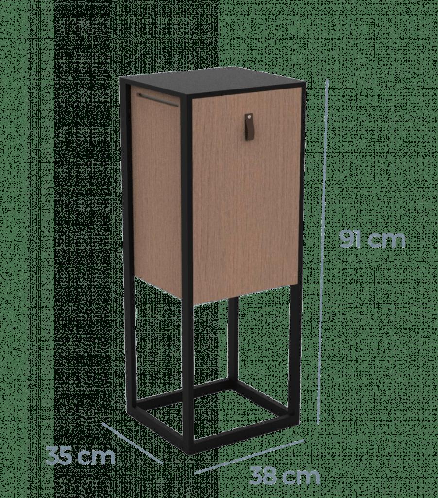 Lombricomposteur Lombrico le Classique dimensions